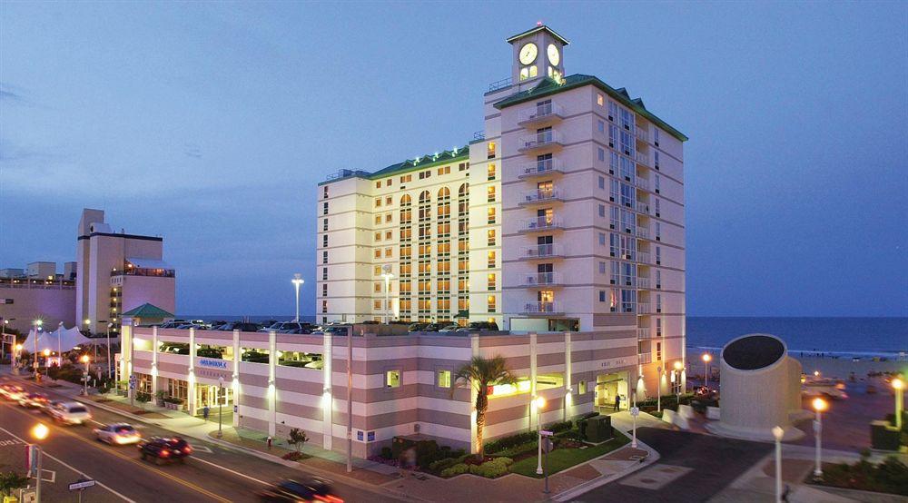 Virginia Beach Hotels Boardwalk Resort And Villas