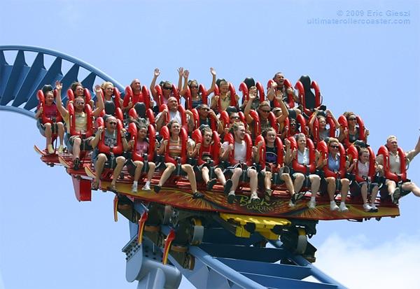 Busch Gardens Virginia Beach Va