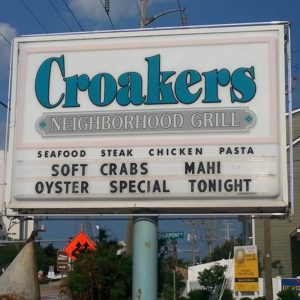 Croakers Neighborhood Grill