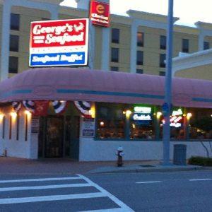 George's Seafood Buffet