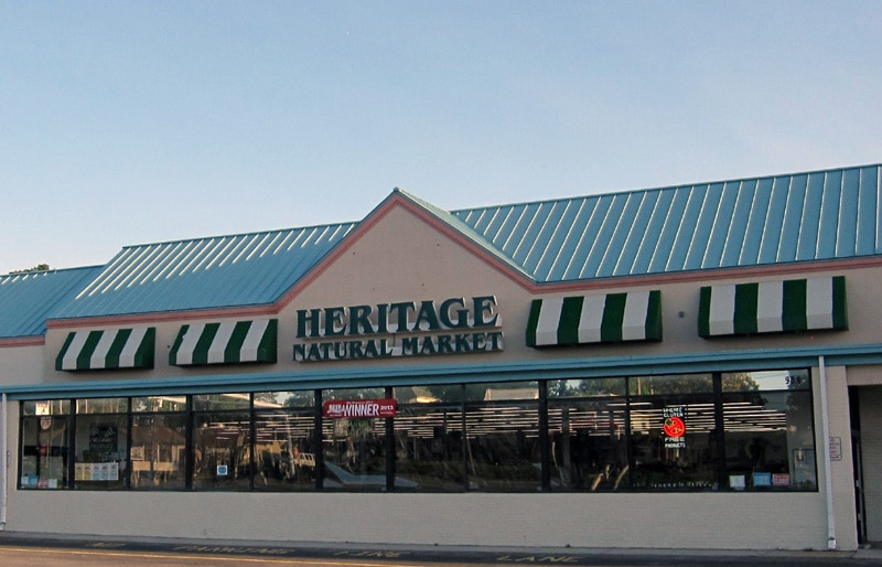 Heritage natural market virginia beach va for Fish market virginia beach