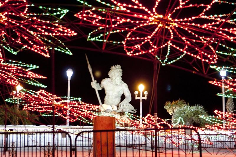 Holiday Lights Va Beach