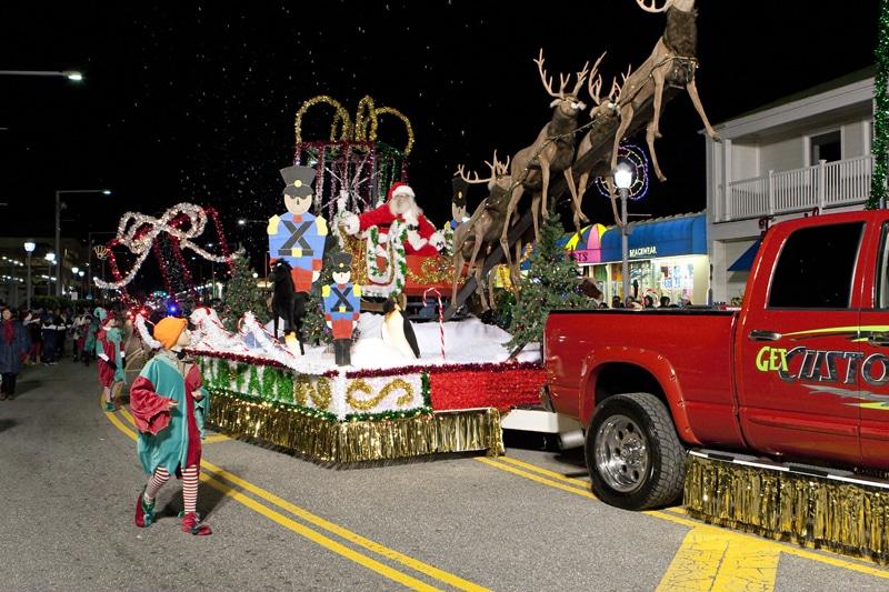 Holiday Parade at the Beach Event - Virginia Beach, VA