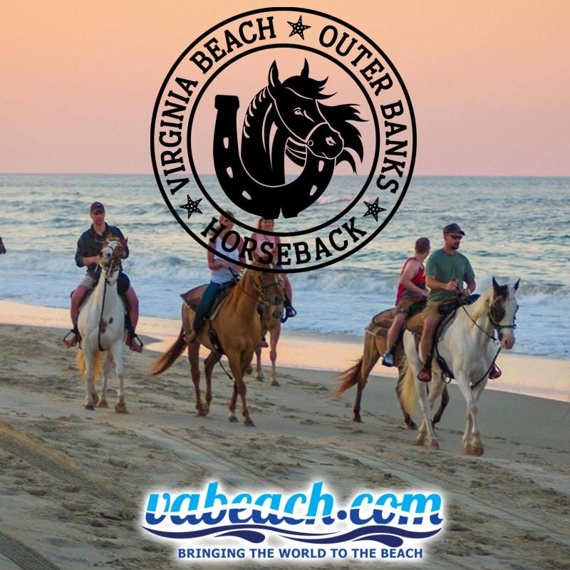 Virginia Beach Horseback Attraction