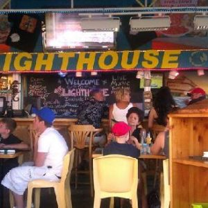 Lighthouse Beach Bar and Grille