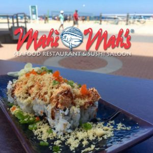 Mahi Mah's Seafood Restaurant and Sushi Saloon