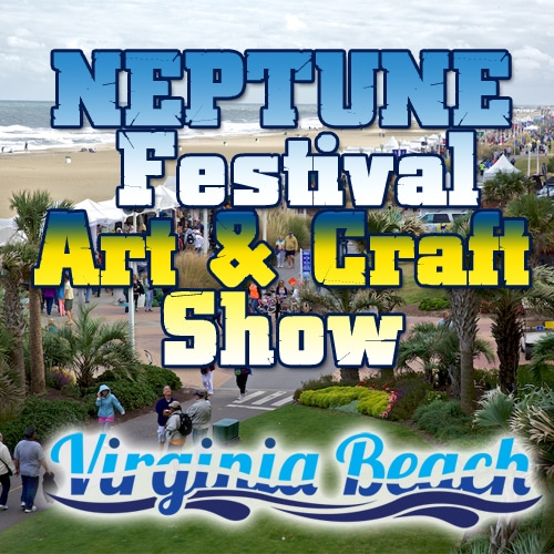 neptune 39 s art and craft show event virginia beach va