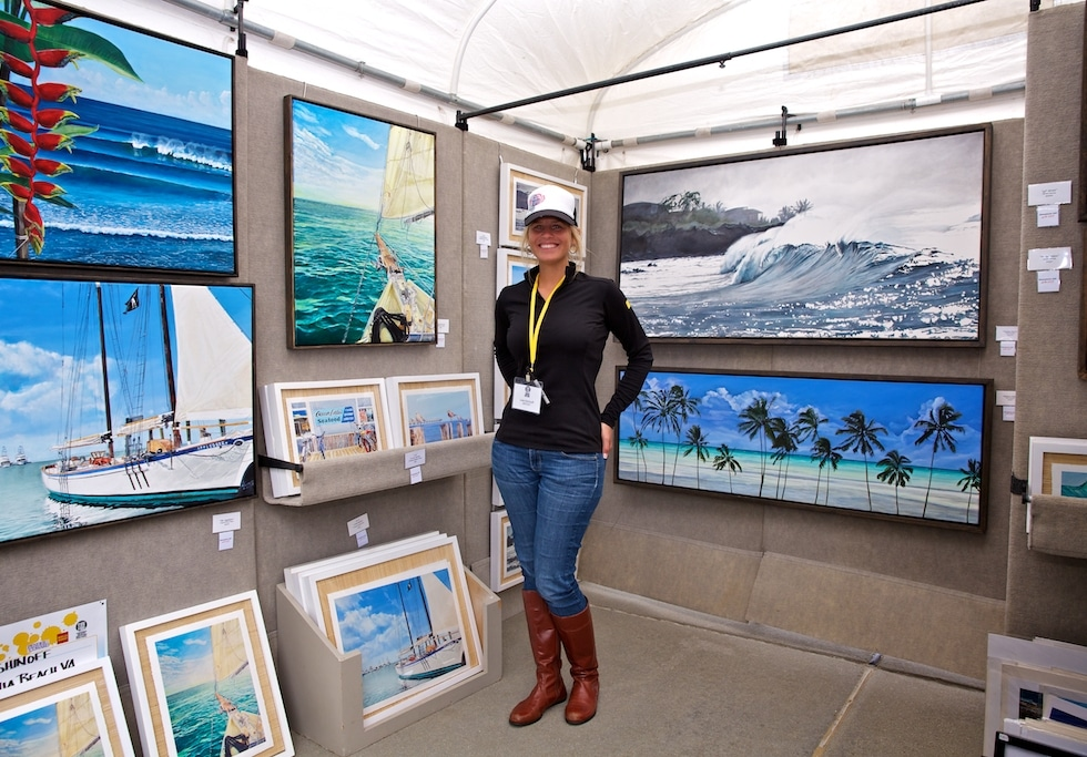 Neptune S Art And Craft Show Event Virginia Beach Va