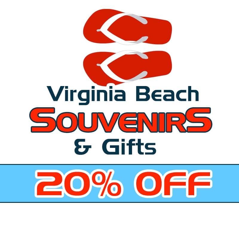 Beach Bag Souvenirs Virginia Va