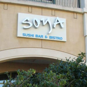 Soya Sushi Bar and Bistro