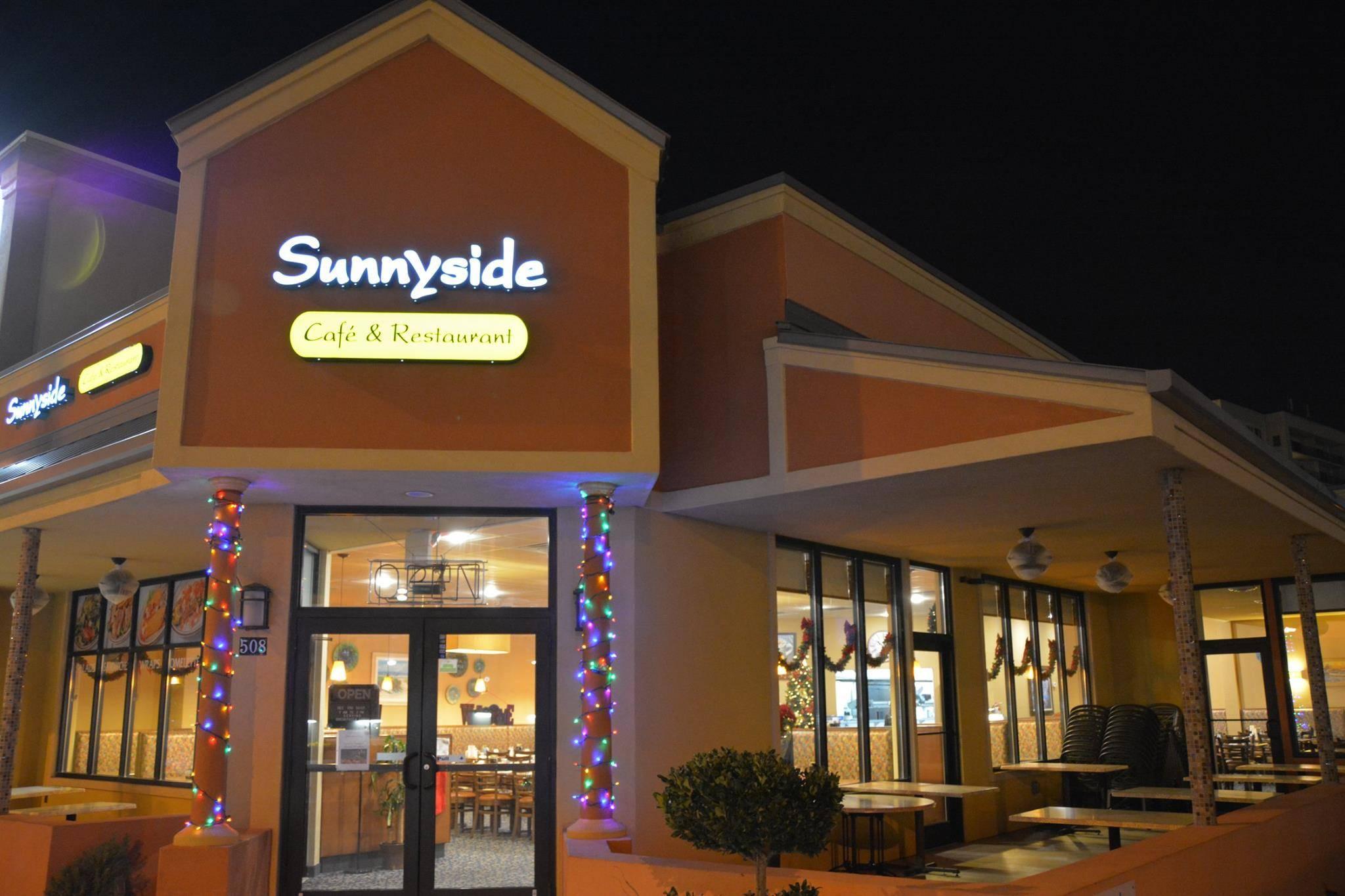 Sunnyside Cafe Va Beach