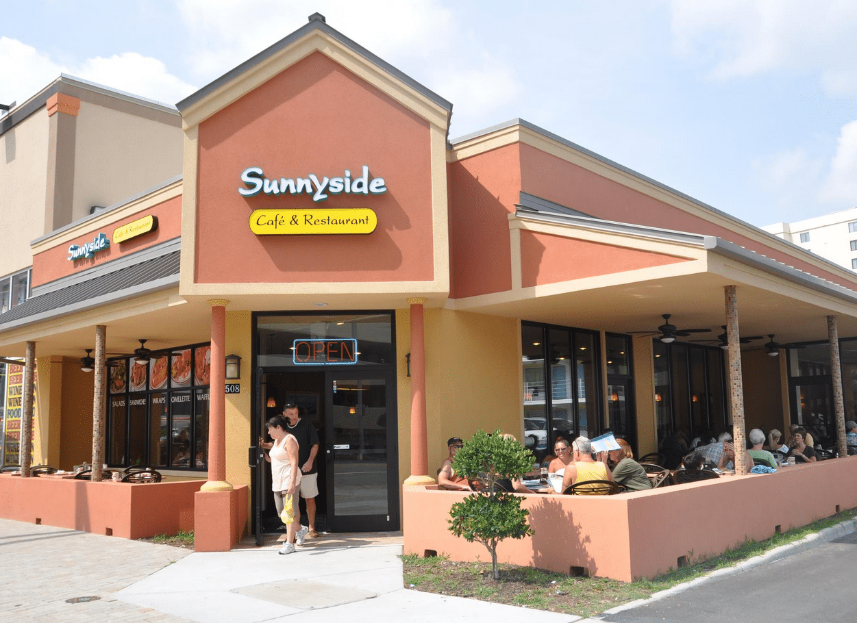 Sunnyside Cafe And Restaurant