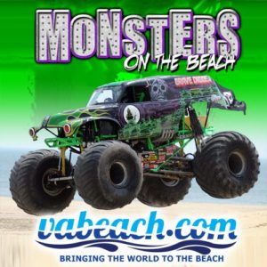 Monsters On The Beach