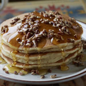 Pocahontas Pancakes