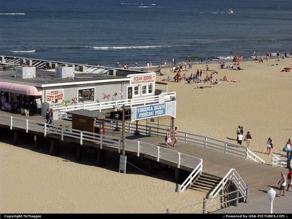 Oceanfront rentals virginia beach autos post for Va beach fishing pier