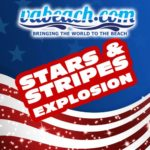 Virginia Beach Events - Stars & Stripes Explosion