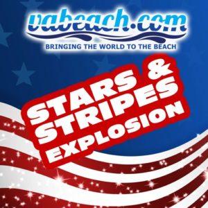 Stars N Stripes Explosion