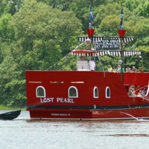 Captain Jack's Pirate Ship
