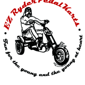 EZ Ryder Pedal Karts