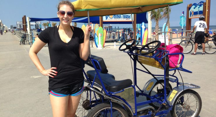 Rent a Bike in Virginia Beach