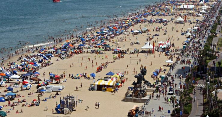 North American Sand Soccer Championships in Virginia Beach