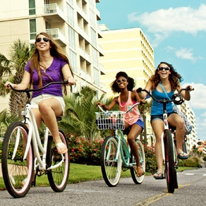 Beach Bike Tours