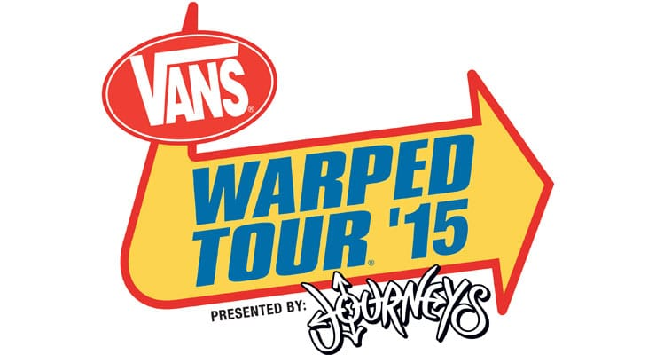 VANS Warped Tour in Virginia Beach - July 2015
