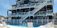 Beach Home Rentals Top Deck