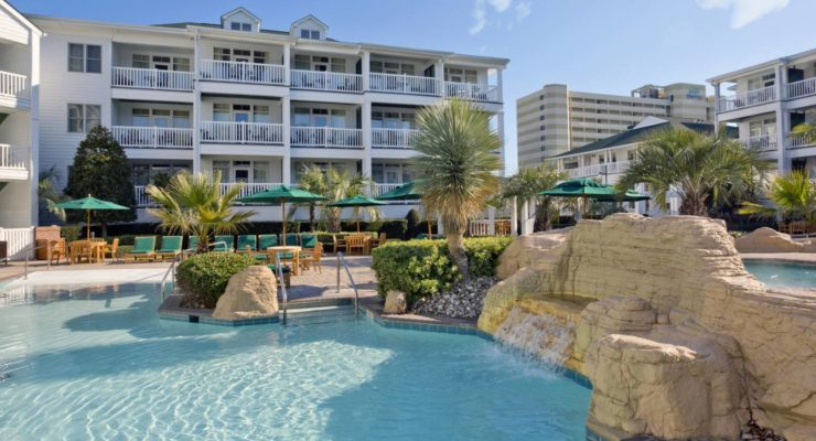 Virginia beach Timeshare Pool
