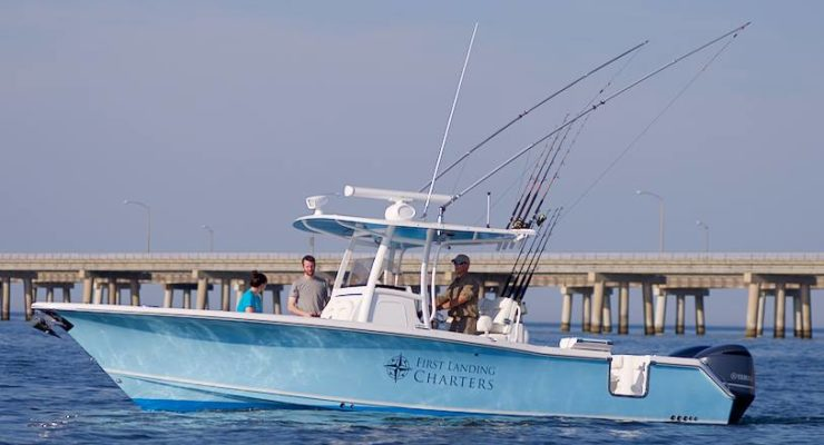 The best sport and charter fishing boats in virginia beach for Virginia beach fishing charters