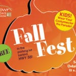 Landstown Commons Shopping Center Free Fall Fest