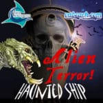 Nauticus Haunted Ship Alien Terror