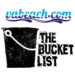 Beach Bucket Lists