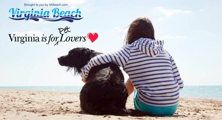 Pet lovers will love Virginia Beach