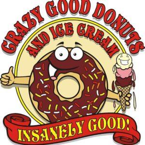 Crazy Good Donuts & Ice Cream