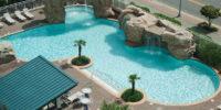 Courtyard Marriott North Outdoor Pool