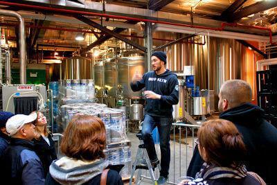 Virginia Breweries Tour