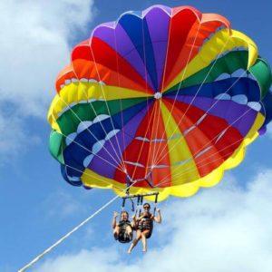 Adventure Parasail & Rudee Inlet Jet Ski