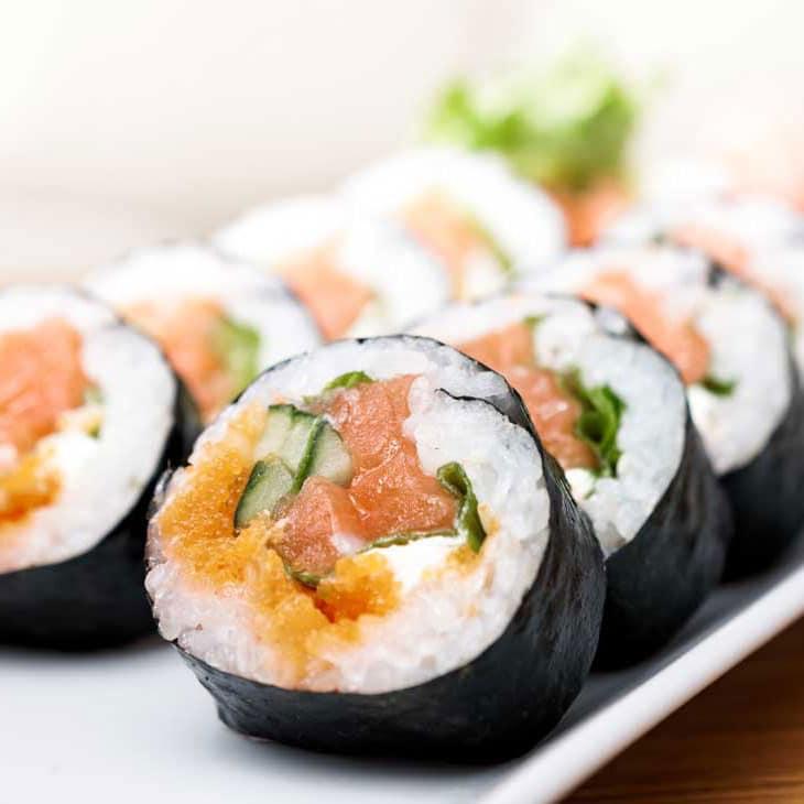 Sushi & Chinese Food