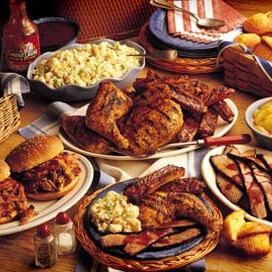 Virginia Beach American Food
