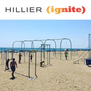 Hillier Ignite Fitness Park