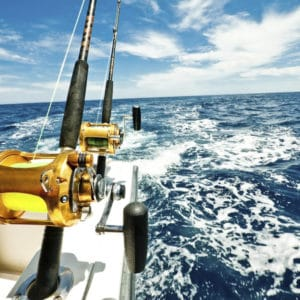 Offshore Charter Fishing