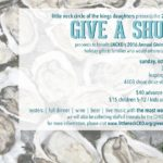 The Little Neck Circle of The King's Daughters presents the 2nd annual GIVE A SHUCK Oyster Roast!
