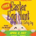 Landstown Commons Easter Egg Hunt and Kids Safety Day