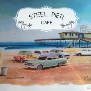 Steel Pier Cafe