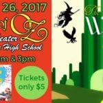 """The World of Oz"" by the Children's Theatre of Hampton Roads"