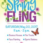 Spring Fling and Beach Bags Food Drive