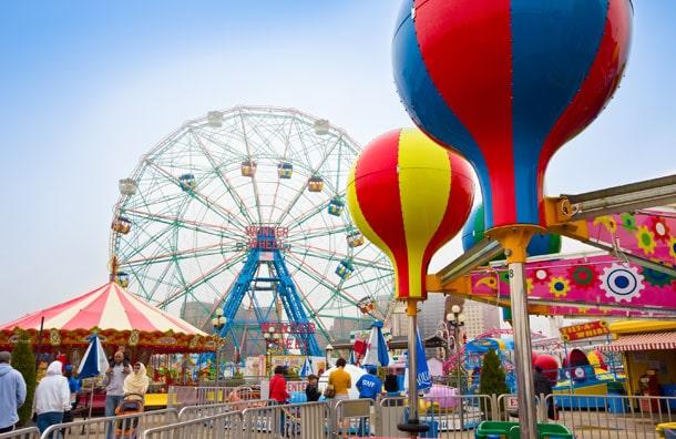 Virginia Beach Theme Parks
