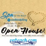 Spa by the Beach Open House