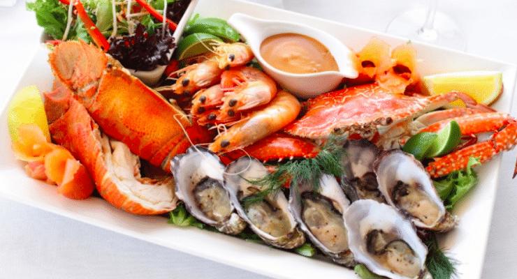 Seafood Lovers